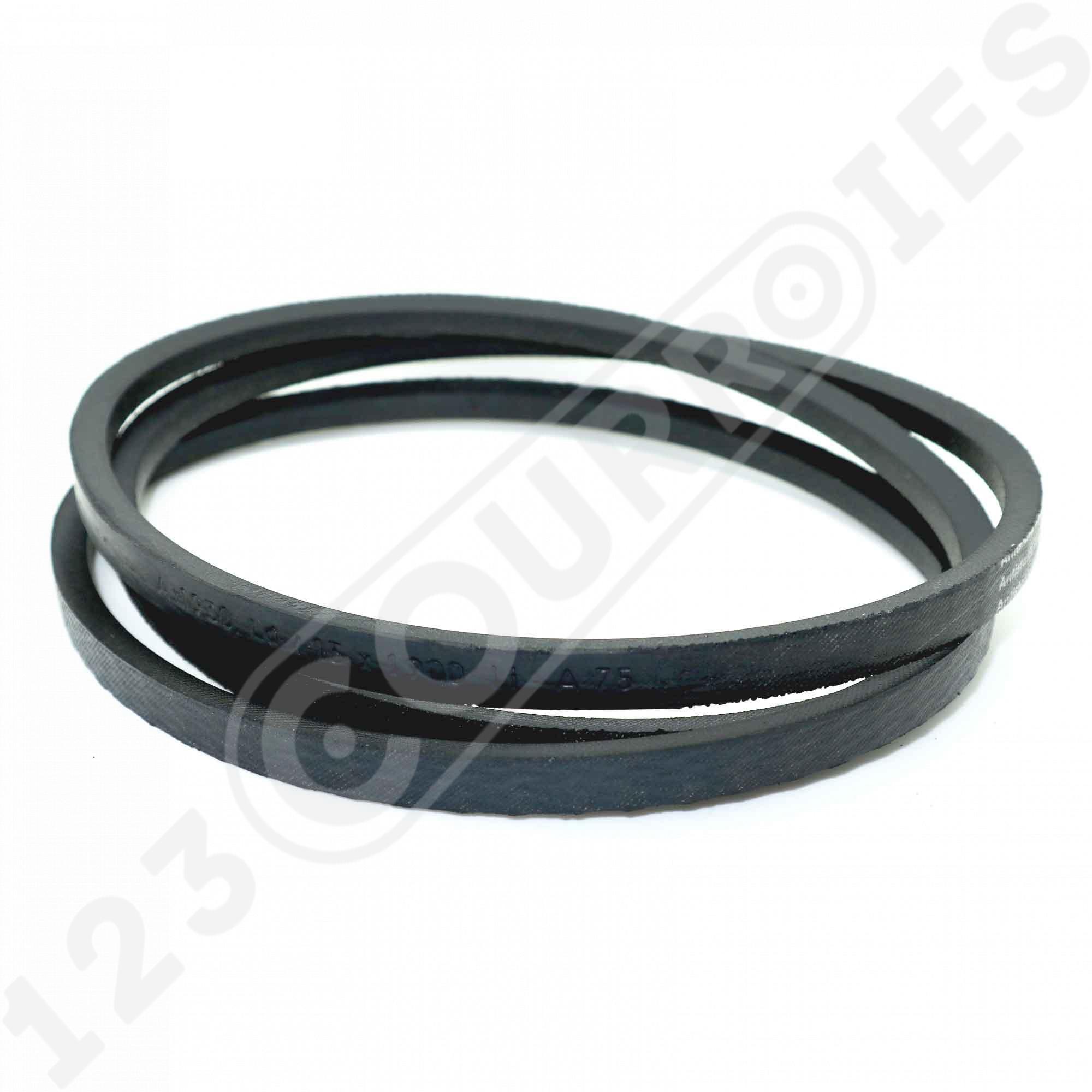 """Dunlop C section V-courroie 45/"""" Intérieur Longueur C45 22x1143Li"""
