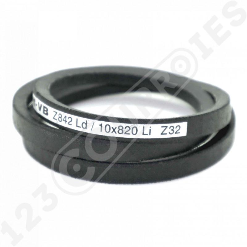 Taper Courroies trapézoïdales vitre 2-rillig spz//10mm DW 170 MM CAR 174 mm pour prise jack 2012