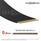 Courroie plate sans fin Megaflat T150-200-40-MEGADYNE