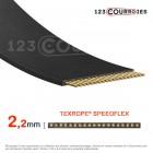 Courroie plate sans fin Speedflex T2-500-20-TEXROPE