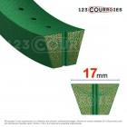 Courroie Open profil B (17 mm) OPEN-B