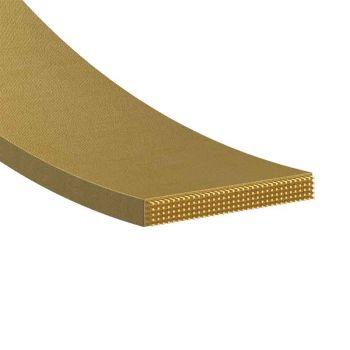 Le modèle de Courroie plate agrafable CP4-25-2000 - CP4-25-2000